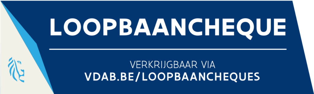 Loopbaancheque VDAB